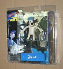 Wallace & Gromit The Curse of the Were-Rabbit Action figure personaggio McFarlane