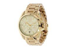 KORS MK5605 oro Bradshaw Cronógrafo MICHAEL Reloj