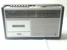 philips radio recorder RR333 vintage low medium ultra wave crips clear sound