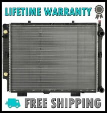 2189 New Radiator For Mercedes Benz E320 1996 1997 3.2 L6 Lifetime Warranty