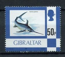 Gibraltar 1977-82 SG#387a 50p Definitive Chalk Surfaced Paper MNH #A59913