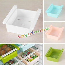 Cuisine Réfrigérateur Stockage Support Rack étagère à tiroir