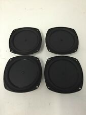 Lot of (4) Definitive Technology Mythos Eight Passive Speakers Baffle