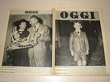 OGGI=1951/6=LA VITA DI GIUSEPPE VERDI=FRANCO MARINOTTI=MACARIO=GUILLAUME SEZNEC