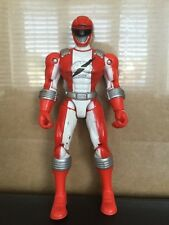 Red And White Power Ranger 2006 Action Figure