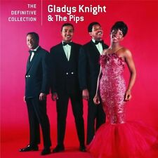 GLADYS KNIGHT & THE PIPS Definitive Collection 18-track CD NEW/SEALED Motown