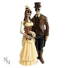 Nemesis Now I Do 20.5cm Until Death Do Us Part Wedding Cake Topper Ornament