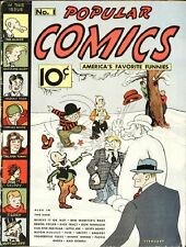 POPULAR COMICS GOLDEN AGE COLLECTION PDF ON DVD