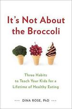 It's Not About the Broccoli: Three Habits to Teach Your Kids for a Lifetime...