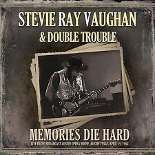 STEVIE RAY VAUGHAN & DOUBLE TROUBLE - Memories Die Hard CD ( 732041 )