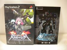 PlayStation2 -- The Mechsmith -- Renewal ver. PS2. JAPAN GAME. 30891-2