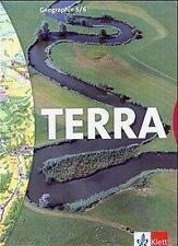 TERRA Erdkunde für die Grundschule: TERRA Medienverbund. Schülerbuch. Klasse 5/6
