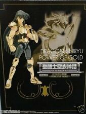 New Bandai Saint Saiya Saint Cloth Myth Dragon Shiryu Power of Gold Painted