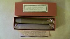 "Colonial Williamsburg Set of 2 Bayberry Tapers NEW Candles 18th Century 6"" Green"