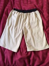 Quiksilver Snow Smowboard Ski Fleece Shorts With Pockets No Tag See Desc