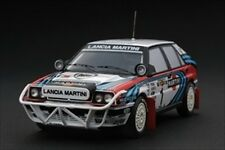 "LANCIA DELTA HF INTEGRALE 16V #1 1991 RALLY SAFARI TEAM ""MARTINI"" 1/43 HPI 8277"
