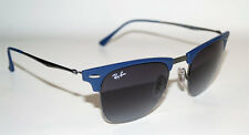 RAY BAN Sonnenbrille Sunglasses RB 8056 165/8G  Größe 51 Lightray Clubmaster