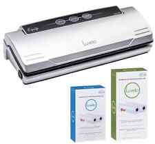 Vacuum Sealer Vacuum Packing Food saver Heat Sealer 24m Bag Luvelo Luvele Equip