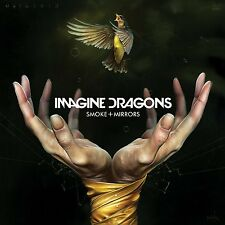 IMAGINE DRAGONS CD - SMOKE AND MIRRORS (2015) - NEW UNOPENED - ROCK
