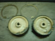 "MERCURY OUTBOARD PARTS MARK 25*30"" ROUND TYPE UPPER MOUNTS AND C RINGS"