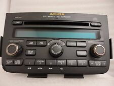ACURA MDX Radio DVD AUX 6 Disc CD Changer Player AM FM OEM 1XF9 05 06 w/ code