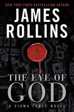 The Eye of God (Sigma Force) Rollins, James Hardcover