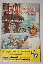 LE PINGUIN CORSAIRE FANTOME BRENNECKE  MARABOUT JUNIOR