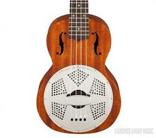 Gretsch G9112 Resonator Ukulele w/ Gig Bag - New! Authorized Dealer!