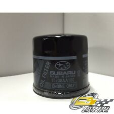 Genuine OEM Oil Filter for SUBARU 15208AA100