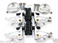 Tektro CR720 Cyclocross Cantilever Brake Set Front & Rear Silver