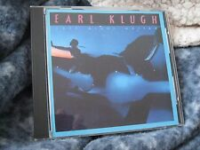 "EARL KLUGH CD ""LATE NIGHT GUITAR"" ONE WAY RECORDS"