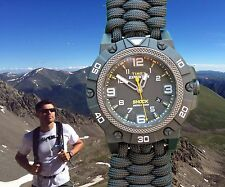NEW! Timex Expedition Watch w/ Handmade Paracord 550 Watch Band