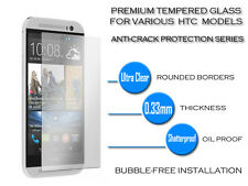 Ultra Clear Ultra Thin 0.33mm Tempered Glass Screen Protector For HTC Desire 530