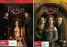 Reign COMPLETE Seasons 1 & 2 : NEW DVD