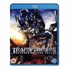 Transformers - Revenge Of The Fallen (Shia Labeouf) **NEW & SEALED** BLU RAY