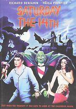 Saturday The 14th 1981 (PG) (DVD)  Richard Benjamin CMD HKS [Trailer Inside]