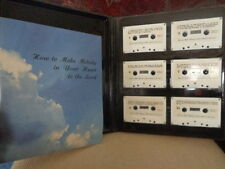 How to Make Melody in Your Heart to the Lord Song Book & Cassettes 1986