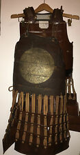 "Hollywood ""The Last Samurai"" PRODUCTION ORIGINAL Warrior Armor Costume RARE Prop"