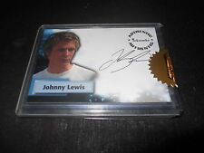 Smallville Autograph Trading Card Johnny Lewis (Razor Sealed)