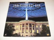 LaserDisc ~ Independence Day ~ Will Smith ~ NTSC ~ Double Disc ~ Fox Video