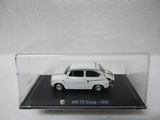 850 TC Corsa - 1963 - ESC.-1/43 - ABARTH COLLECTION - HACHETTE - CARS