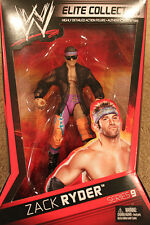 Zack Ryder WWE MATTEL Elite SERIES 9 WRESTLING FIGURE