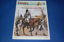 Cavalry of the Napoleonic Wars PRUSSIAN CAVALRY 1790-1807 Osprey Del Prado