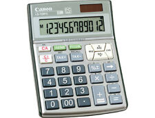 New CANON LS-120PC Scientific PC Hand Held Tax Calculator / Keypad 12 Digit USB