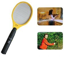 1pcs New Electric Fly Swatter Bug Zapper Mosquito Killer Racket 17.3* 6.3''