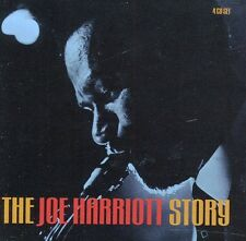 Joe Harriott Story - Joe Harriott (2011, CD NEUF)4 DISC SET