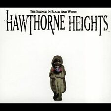 Hawthorne Heights - The Silence in Black and White ONLY DVD NO CD AUTOGRAPHED