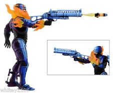 "ROBOCOP WITH ROCKET LAUNCHER 7"" FIGURE ROBOCOP VS TERMINATOR SERIES 2 BY NECA"