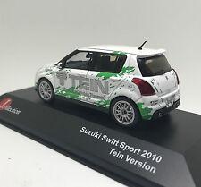 Suzuki Swift sport version diecast scale model 1:43 by Jcollection