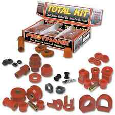 PROTHANE TOTAL KIT VW JETTA / GOLF 85-98 VOLKSWAGEN BUSHINGS Insert RED KIT
